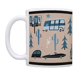 RV Gifts for Women Wanderlust RV Mug Camp Mug RV Coffee Mug