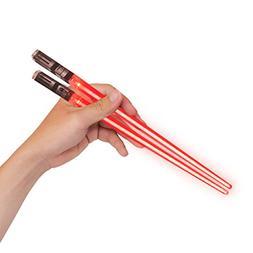 Sabers Chop Lightsaber Led Light Up Chopsticks 1 Pair Darth