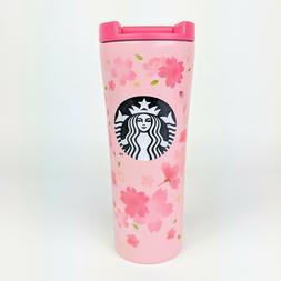 Starbucks Japan SAKURA 2019 Stainless Tumbler Breeze Pink 35