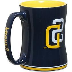 San Diego Padres Boelter MLB Relief Coffee Mug 14oz FREE SHI