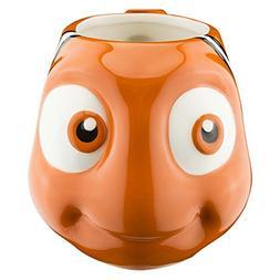 Zak Designs DRYC-8515 Finding Dory Sculpted Ceramic Coffee C