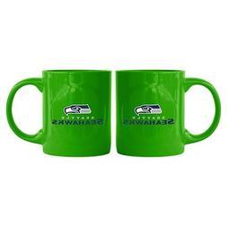 Seattle Seahawks Boelter NFL Rally Coffee Mug 11oz FREE SHIP