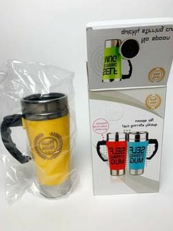 Self Stirring Mug Coffee Cup Auto Mixer Drink Tea Home Insul