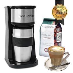 Single Serve Coffee Maker Cup Automatic Coffee Brew Machine