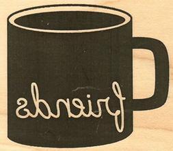 "{Single Count} Unique & Custom  ""Morning Coffee Mug Friends"