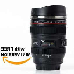 Special Amazon Deal - Original Camera Lens Mug now with FREE