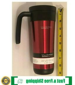 stainless steel coffee mug strong durable insulated