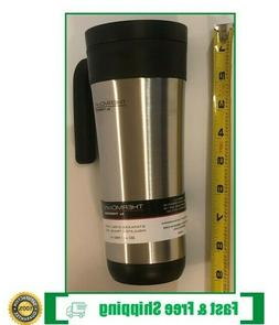 Stainless Steel Coffee Mug Strong durable insulated 20 oz by