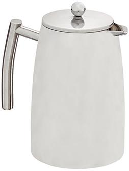 Francois et Mimi 50-Ounce Stainless Steel Double Wall French