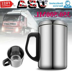 Stainless Steel Double Wall Thermal Insulation Mug Travel Co