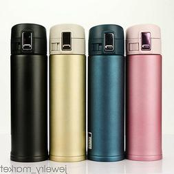 stainless steel mug thermos vacuum insulated travel