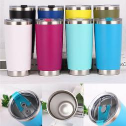 Stainless Steel Tumbler Vacuum Double Wall Insulation Travel