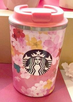 Starbucks JAPAN stainless Tumbler colorful Sakura 2019 Cherr