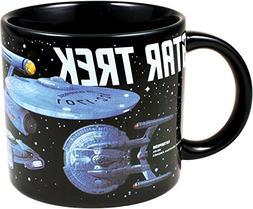 Star Trek - Starships of Star Trek Coffee Mug - Different St