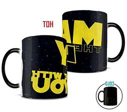 Morphing Mugs Star Wars Inspired May the 4th be with You Hea