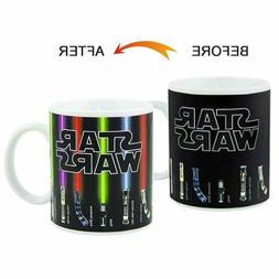 Star Wars Mug, Star Wars Heat Change Mug Magic Color Changin