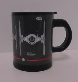 "STAR WARS ""DARTH VADER SELF STIRRING MUG"" Plastic Stainless"