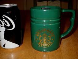 STARBUCKS COFFEE  Body, Large Sized Coffee Cup / Mug with Pl
