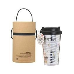 Starbucks Coffee Japan Geography Series Tokyo Tumbler 355 ml