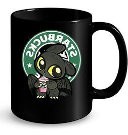 Starbucks Coffee Toothless Coffee Mug