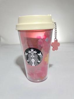 Starbucks Japan SAKURA 2019 Charm Tumbler Vivid Pink 355 ml