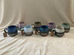 La Rochelle Stoneware Mug Round Belly - Multiple Colors - Mi