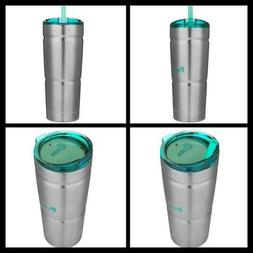 Bubba Straw Envy S Vacuum-Insulated Stainless Steel Tumbler,