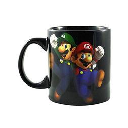 Super Mario Bros. Card Game Ceramic PREMIUM Coffee &Tea Mug/