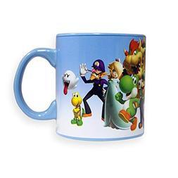 Official Super Mario Ceramic Coffee, Latte Mug/Tea Cup Featu