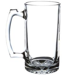 Beer Stein My Syster Rocks Funny Novelty Christmas Birthday Frosted Pint Glass Home & Garden