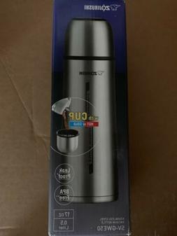 Zojirushi SV-GWE50 17oz Vacuum Insulated Stainless Steel Mug