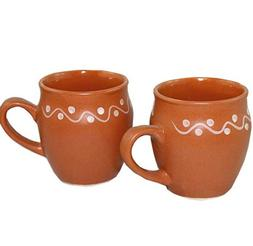 Tea Coffee Mug Cups Perfect for Pumpkin Spice Lattes Kulhar
