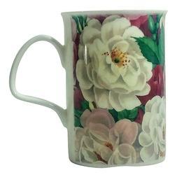 Roy Kirkham Tea Mug Cup Rose Fine Bone China England Tablewa