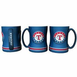 Texas Rangers Boelter MLB Relief Coffee Mug 14oz FREE SHIP!!