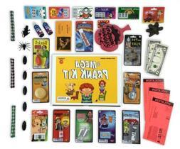 The Mega Prank Kit 35 Funny Pranks and Jokes in a Gift Box