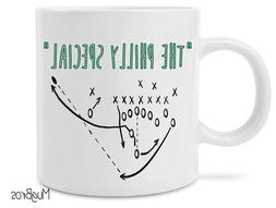 The Philly Special Eagles Nick Foles Trick Play Coffee Mug T