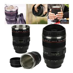 Thermos Camera Hot Stainless 24-105mm Funny Gifts Tea Cup Tr