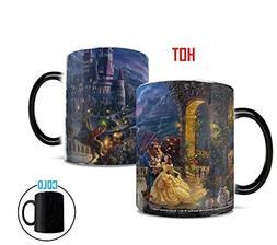 Morphing Mugs Thomas Kinkade Disney's Beauty and the Beast D