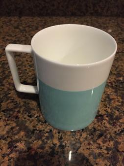 Tiffany & Co. Fine Bone China Block Mug - NEW