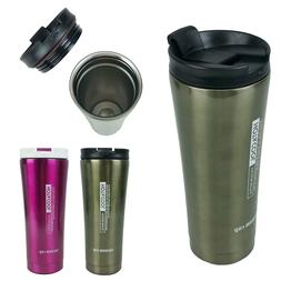 Insulated Coffee Travel Mug Stainless Steel Vacuum Cup Therm