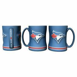 Toronto Blue Jays Boelter MLB Relief Coffee Mug 14oz FREE SH