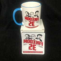 TRAILER PARK BOYS FREEDOM 35  gift set Coffee Mug Dishwasher