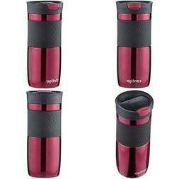 Travel Coffee Mug Cup With Lid Thermal Insulated To Go Coffe
