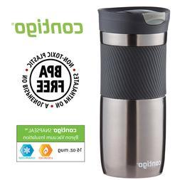 Contigo Travel Coffee Mug Stainless Steel Tea Thermos Insula