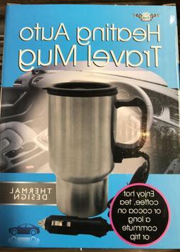 travel mug coffee maker tea pot heating