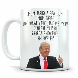 Trump Mother's Day Gift - Trump Mothers Day Mom Trump Mug -