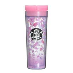 Starbucks JAPAN Tumbler Bottle Sakura Cherry blossom PINK 20