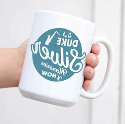 TV Series Coffee Mug - Duke Silver - American Political Sati