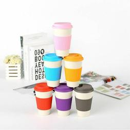 UK New Reusable Bamboo Fibre <font><b>Coffee</b></font> Tea