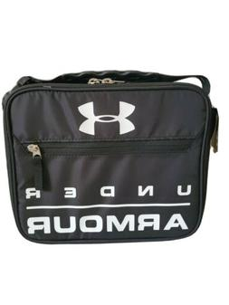Under Armour insulated molded liner Lunch Box cooler Black w